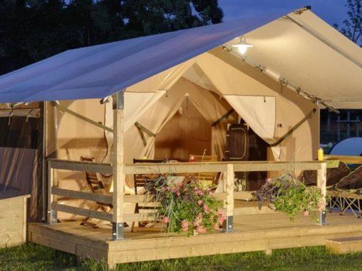 Les Lodges du camping